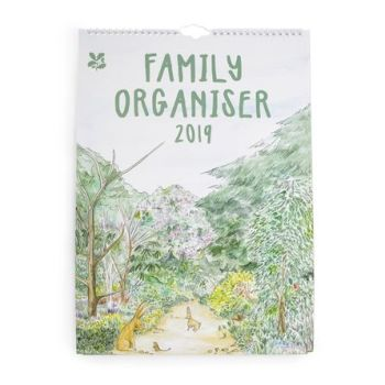 National Trust Family Organiser 2019 from the National Trust Online Shop