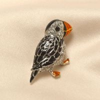 Puffin Brooch from the RSPB Online Shop
