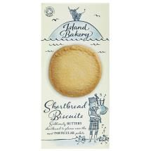 Shortbread Biscuits from the Island Bakery
