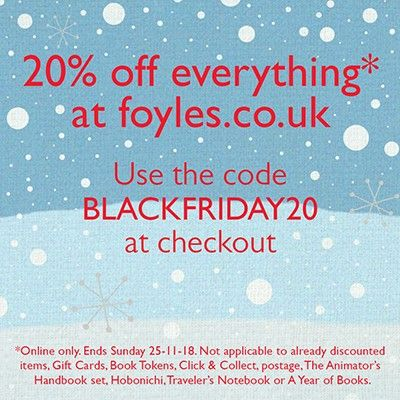 Black Friday Offers at Foyles