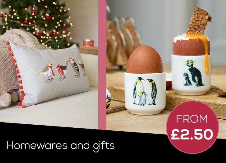 RSPB Homewares and Gifts