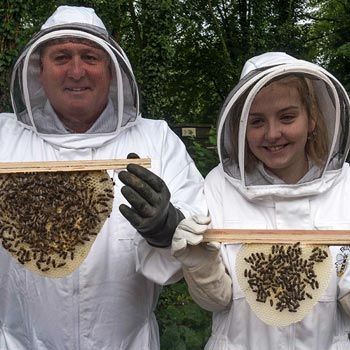 Bee Keeping in Lancashire