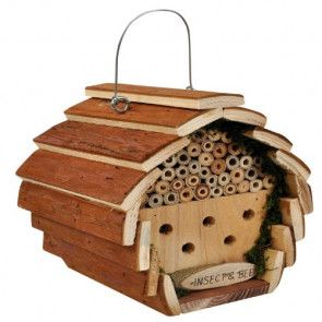 Bee houses from Garden Wildlife Direct