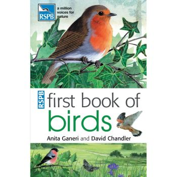 Children's books from the RSPB Online Shop