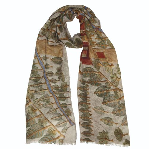 The Gardens of Nineveh scarf