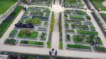 Kitchen Garden Tour and Lunch for two at Rudding Park Yorkshire