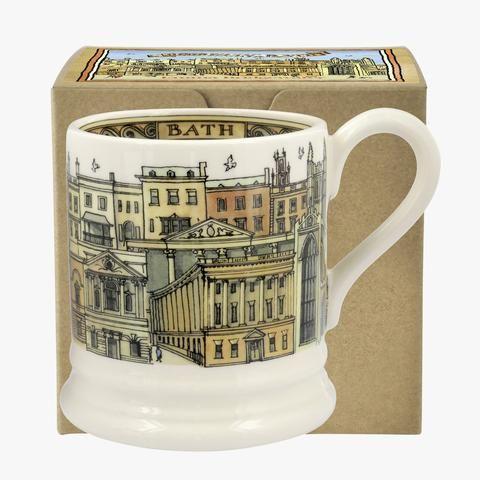 Bath 1/2 Pint Mug Boxed