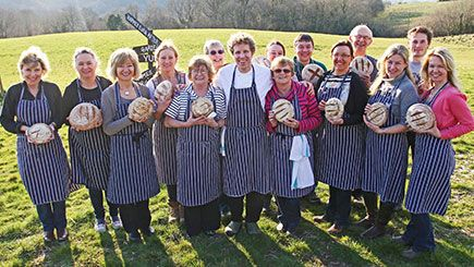 In Devon, Bread Making at Hugh Fearnley-Whittingstall's River Cottage from Red Letter Days