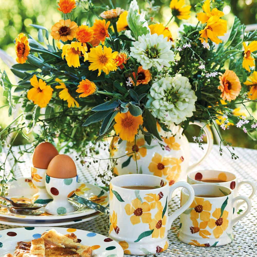 Visit Emma Bridgewater to see the Daffodil range