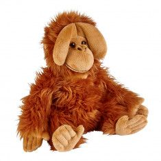 Swing over to the Natural History Museum for more info on this Orangutan Soft Toy