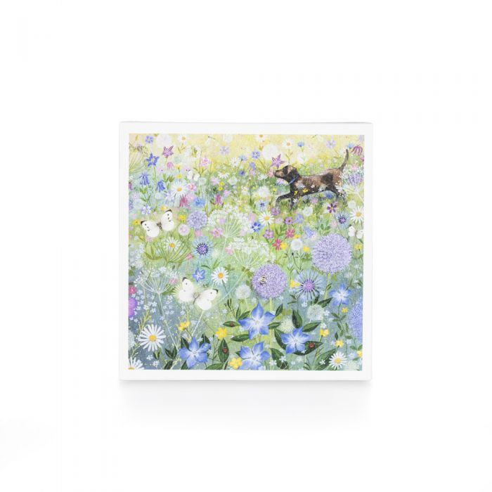 National Trust Lucy Grossmith Gardens Notecards,