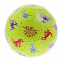 Here's a dinosaur football!