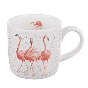 Pretty flamingoes