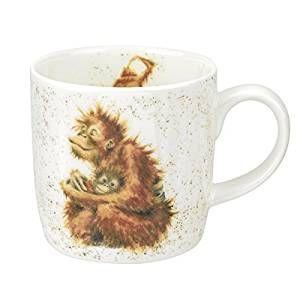 There's an Orangutan Mug
