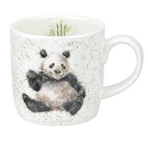 There's a panda mug, too!