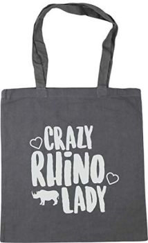 Crazy Rhino Lady