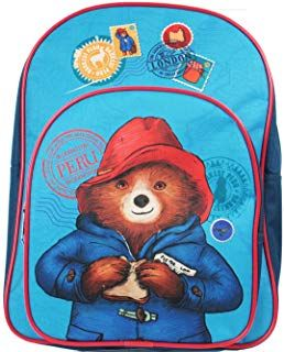 Paddington Bear Children's Backpack, 31 cm, Red