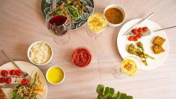 Vegetarian Indian Masterclass for One at Spicy Cooks