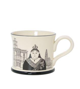 Osborne Queen Victoria Mug