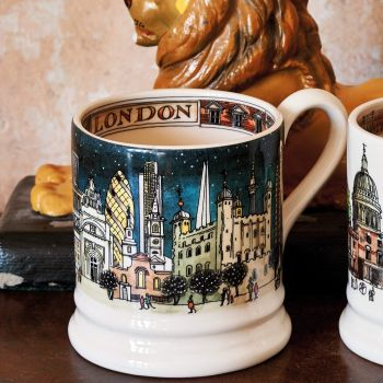 This London mug is from the Emma Bridgewater's Cities of Dreams mug collection
