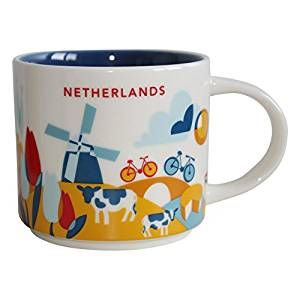 This is the Netherlands, from the Starbucks collection