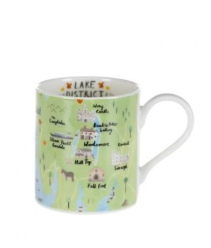 The National Trust has a whole range of mugs for various regions