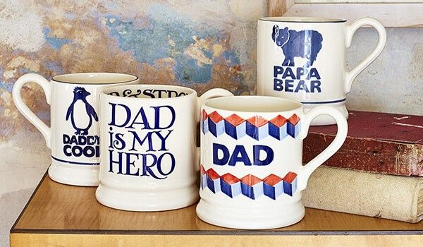25% off selected Father's Day mugs...