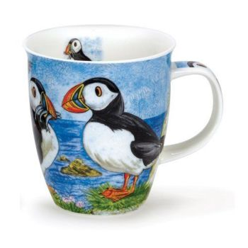 Puffin Mug by Dunoon (Highland Animal Range)
