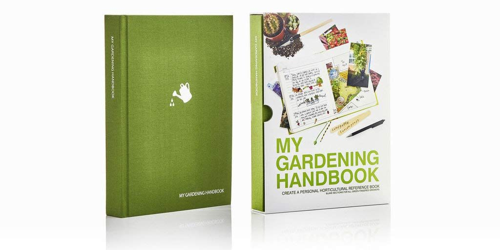 My Gardening Handbook is available through Amazon