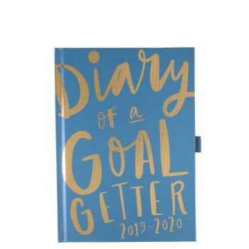 Diary of a Goal Getter 2019-2020