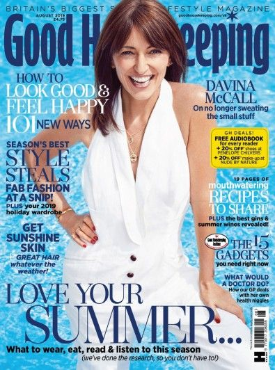 Good Housekeeping has lots of tips and features on home-making topics