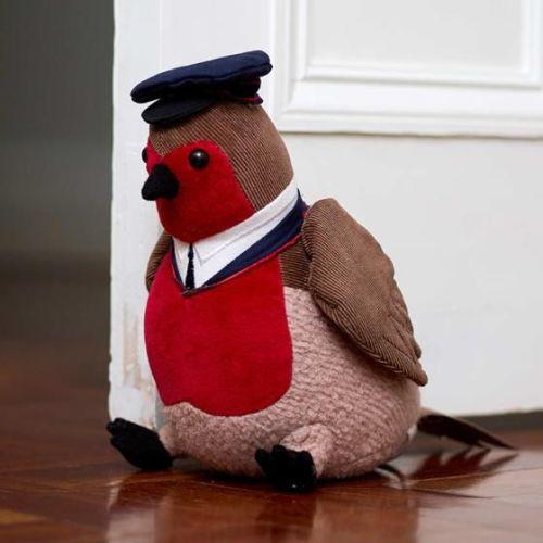 Padraig Robin doorstop