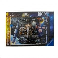 Apollo 11 moon landing 1000 piece puzzle