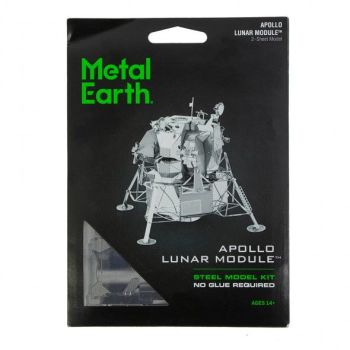 Apollo lunar module landing 3D model kit