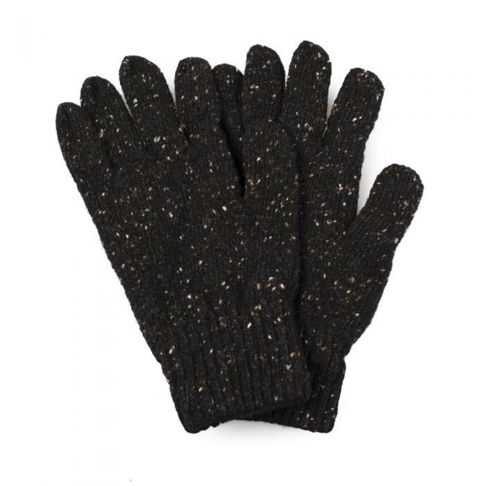 Wool Gloves, Grey