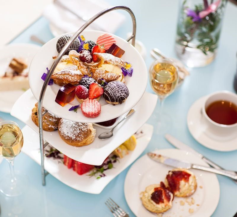 Let someone else do all the work and enjoy an Afternoon Tea