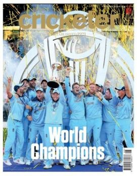 Give a magazine subscription to The Cricketer