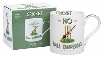No Ball Tampering Cricket Sports Mug
