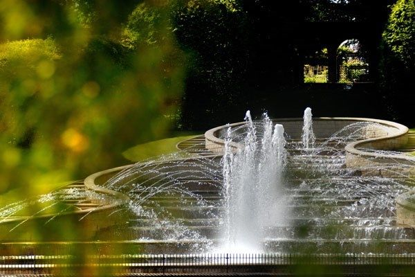 The Alnwick Garden and Afternoon Tea for Two