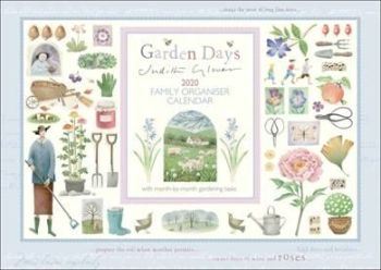 Judith Glover, Garden Days A4 Family Planner 2020
