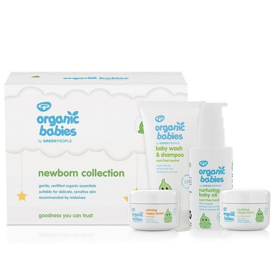 Organic Babies - Newborn Collection
