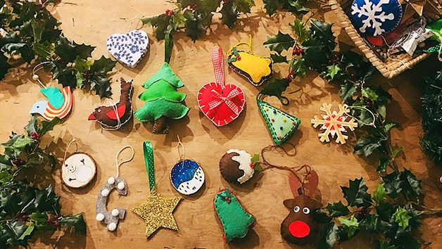 Make Your Own Christmas Decorations at M.Y.O for Two