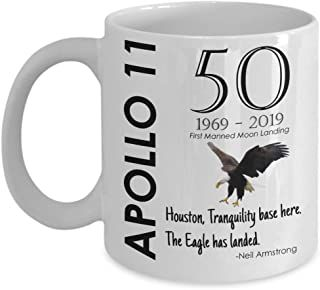 Apollo 11 50th Anniversary Mug Special Commemorative Edition