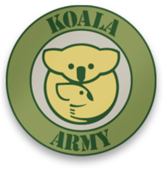 Join the Koala Army - koalas need you
