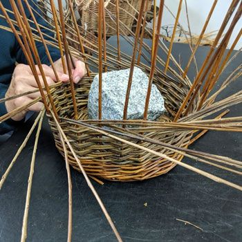 There are creative experiences too, such as Willow Weaving