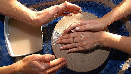 How about a Weekend Pottery Course in Herefordshire?