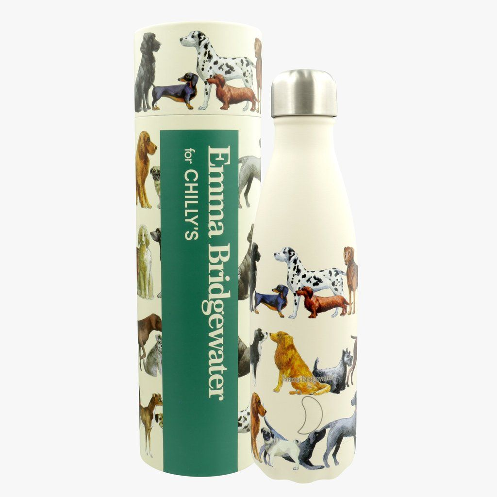 There's a Dog Insulated Bottle