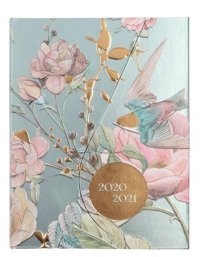 This pretty half year diary for 2020-2021 is also from Paperchase