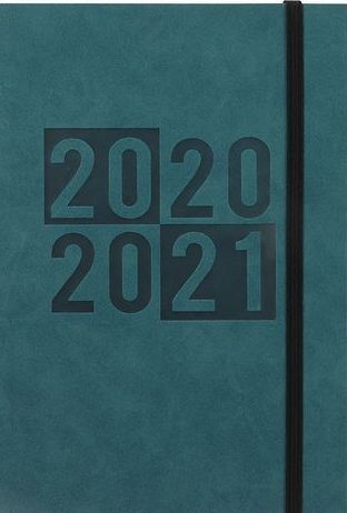 This Half Year Diary 2020-2021 is from Paperchase