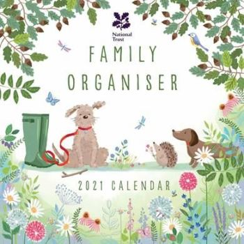 National Trust Family Organiser 2021